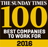 The Sunday Times Top 100 2016