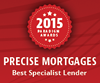 Paradigm Awards - Best Specialist Lender 2015