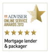 FT Adviser Online Service Awards 2013