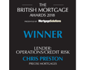 British Mortgage Awards 2018